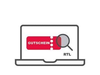 Suche einen Gutschein bei rtl.de.
