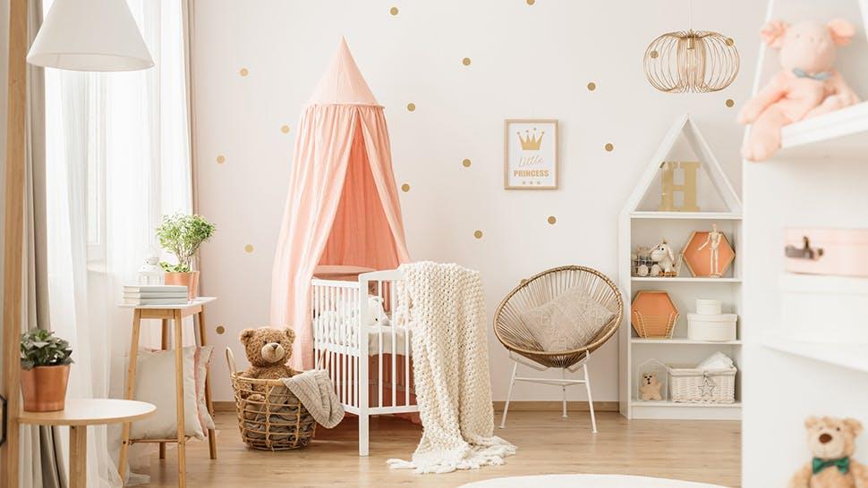 Pefekt eingerichtet: mit süßen Kindermöbeln